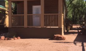 Cabin Site Angle