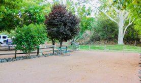 Park Rest Stop
